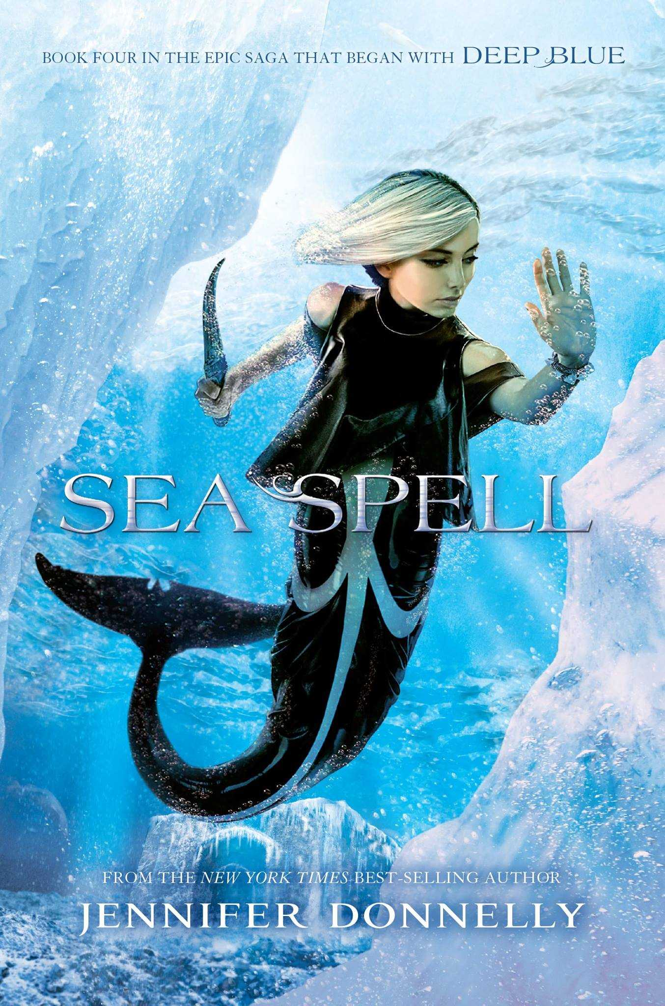 Jennifer Donelly Delivers A Thrilling Conclusion To The Waterfire Saga With 'Sea Spell' | Sea Spell