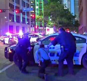 Sniper Ambush Destroys Peaceful Dallas Protest | sniper
