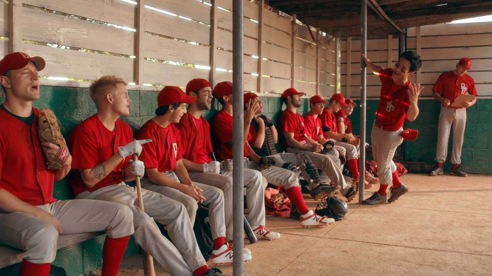 Exclusive: Joe Mazzello On Why 'Undrafted' Is Not Your Typical Baseball Movie | Joe Mazzello