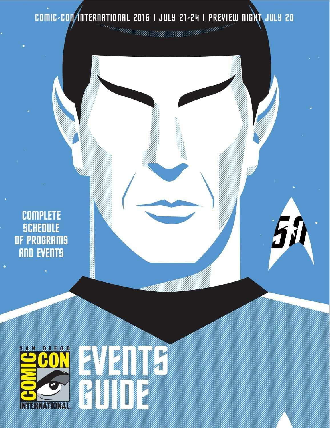 San Diego Comic-Con To Honor Star Trek Icon Leonard Nimoy | Nimoy