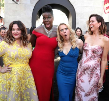 Picture From Ghostbusters Premiere Shows Importance Of Representation | Ghostbusters