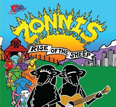 Zonnis Offers Up 'Rise Of The Sheep' | Zonnis