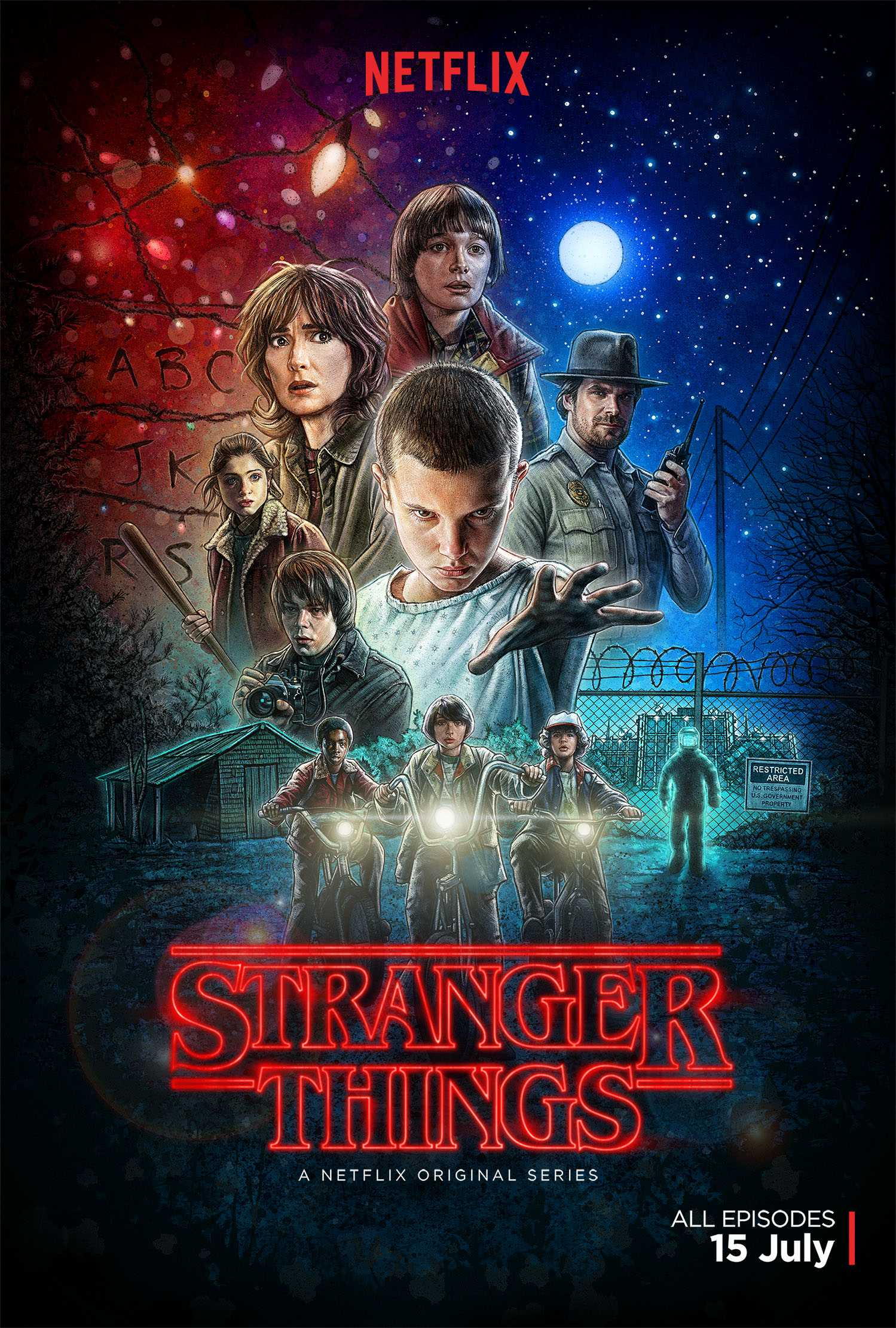 Why Netflix's Stranger Things Should Be Your New Nostalgic Obsession   Stranger Things
