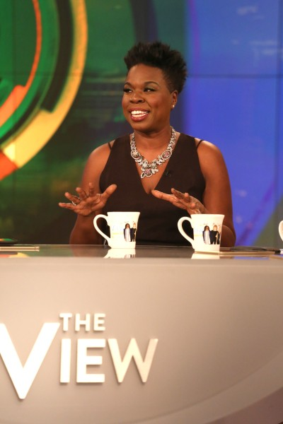 Leslie Jones Shares Inspirational Story On The View | Leslie Jones