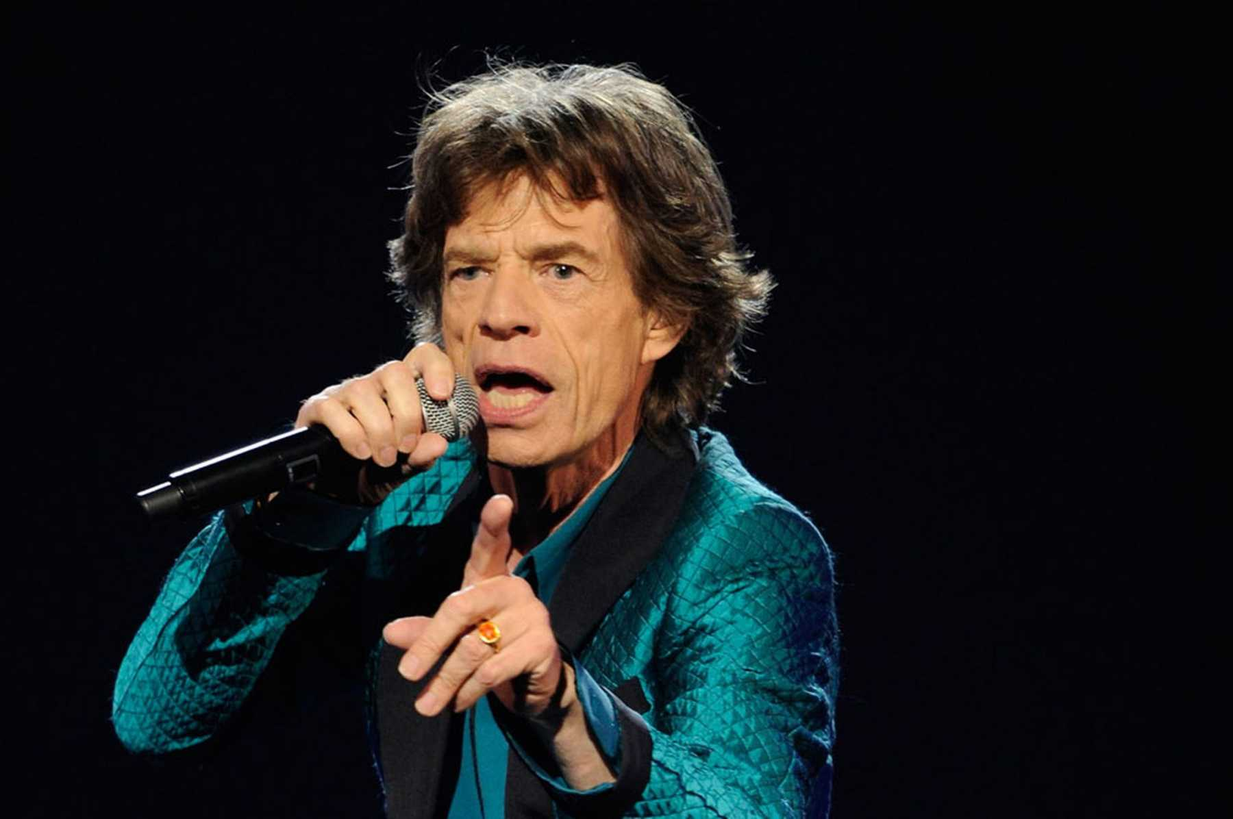 Mick Jagger Is Expecting Baby Number 8 At Age 72 | Mick Jagger