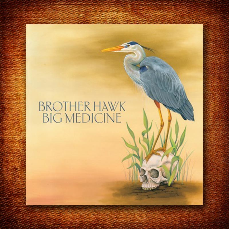 Brother Hawk Are Soothing Blues Rock At Its Finest With 'Big Medicine' | Brother Hawk