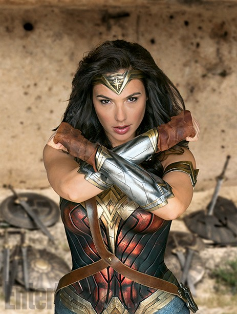 Gal Gadot Is Stunning In New Wonder Woman Pictures | Gal Gadot