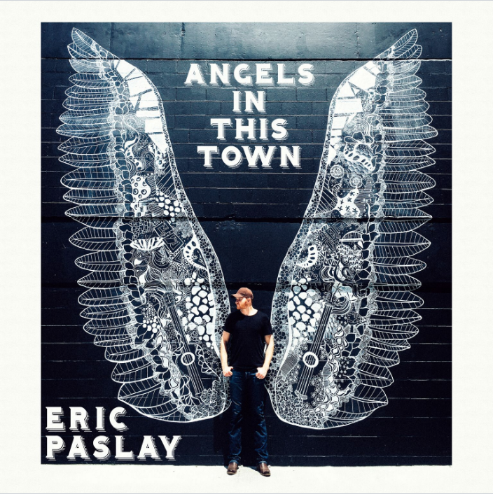 Eric Paslay Highlights The Good Hearted On New Single 'Angels In This Town' | Eric Paslay