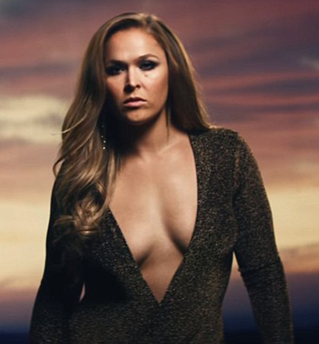Ronda Rousey Becomes Face of #PerfectNever Campaign | Ronda Rousey