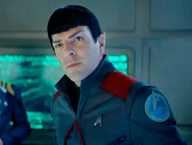 Zachary Quinto Reflects On 'Star Trek Beyond' | Zachary Quinto