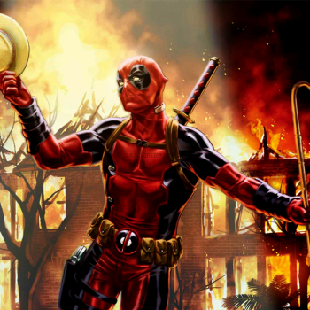Marvel Gives Deadpool A Shakespearean Makeover | Deadpool