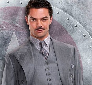 Dominic Cooper Says There's Talk Of A Third Season For Agent Carter At SDCC | Dominic Cooper