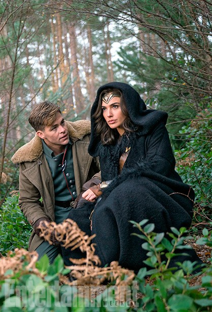 The 'Wonder Woman' Trailer Has Been Unleashed At SDCC | Wonder Woman