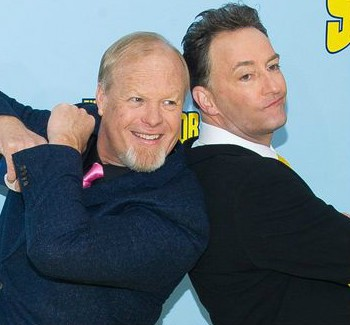 PopWrapped Interviews Tom Kenny And Bill Fagerbakke At San Diego Comic-Con | kenny