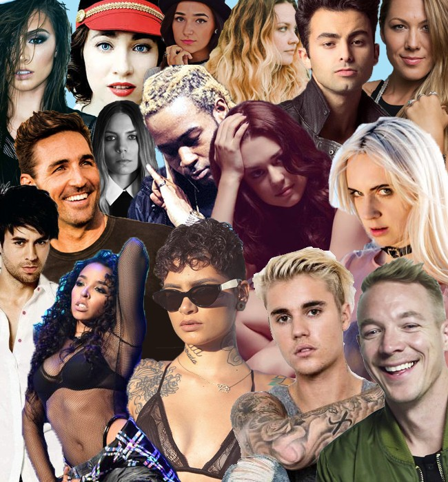 #MusicMonday Feat. Justin Bieber, Cher Lloyd, Kehlani, Skylar Grey, And More | #MusicMonday