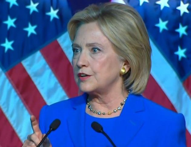 Hillary Clinton Is Officially The 2016 Democratic Presidential Nominee   Hillary Clinton