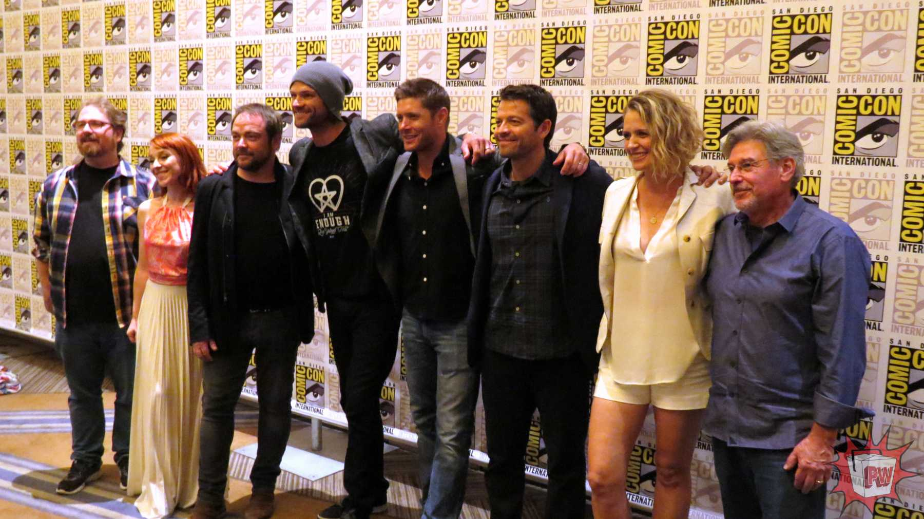 10 Things We Learned At SDCC About Supernatural's 12th Season | Supernatural