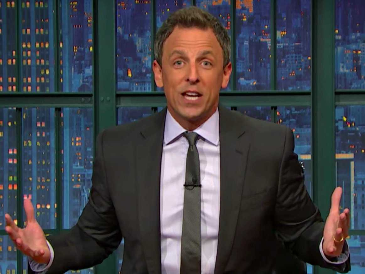 Seth Meyers Delivers A Reality Check for 'Bernie or Bust' Crowd | Seth Meyers