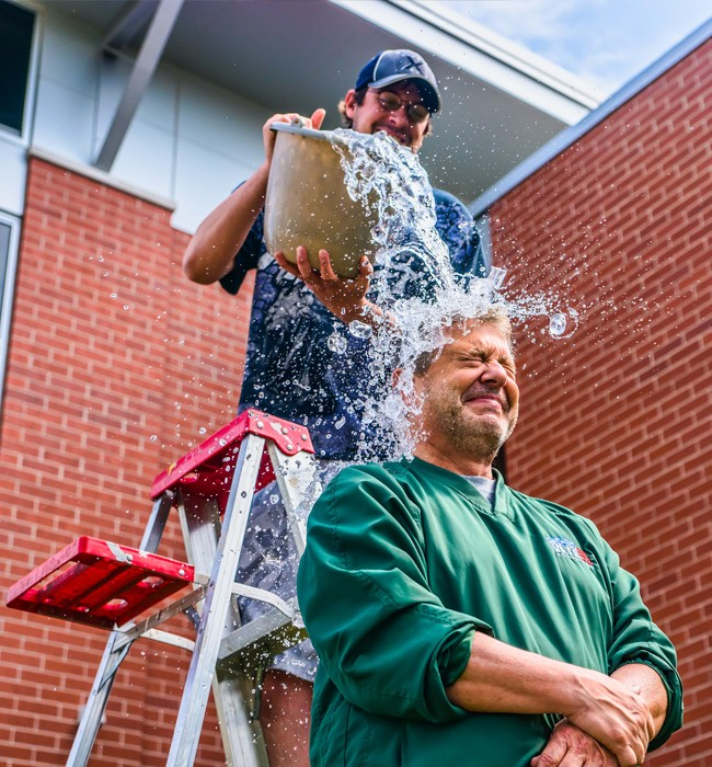 Ice Bucket Challenge Had Positive Effect On ALS Research | Ice Bucket Challenge