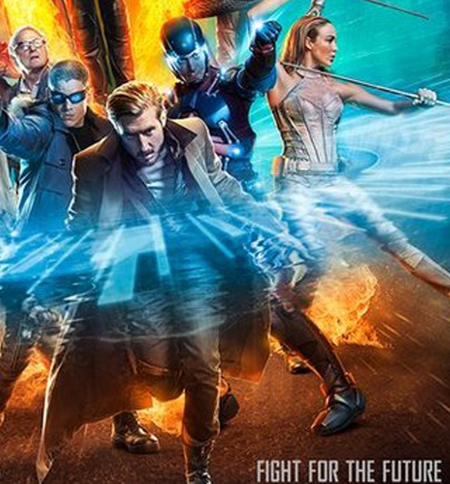 DC's Legends Of Tomorrow Trailer Brings New And Familiar Faces | Legends of Tomorrow