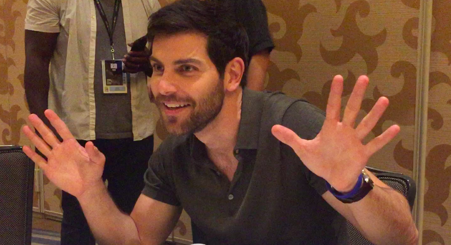 The Cast Of Grimm Teases Next Season Tidbits At San Diego Comic-Con | grimm