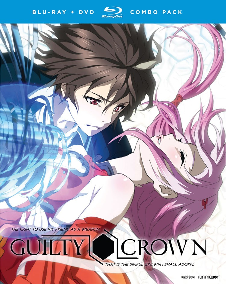 Guilty Crown Complete Series Review | guilty crown
