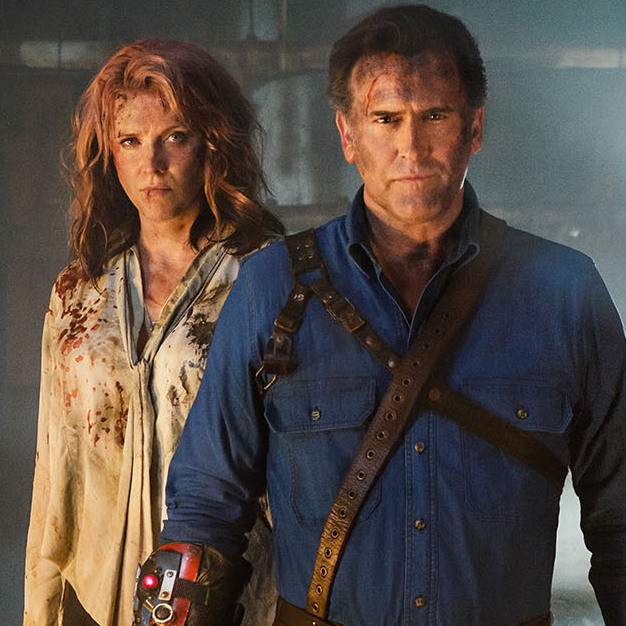 Ash Vs Evil Dead SDCC Panel Talks Season 2 And 'Army Of Darkness' | ash vs evil dead