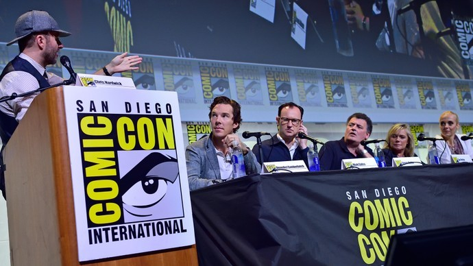 SDCC: Sherlock Is Set To Take An Even Darker Turn This Season | Sherlock