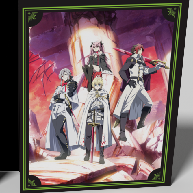 Funimation Announces Seraph Of The End Collectors Set At SDCC | seraph of the end