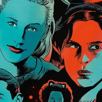 'Riverdale' Pilot Screens At SDCC And Betty Is The MVP | Riverdale