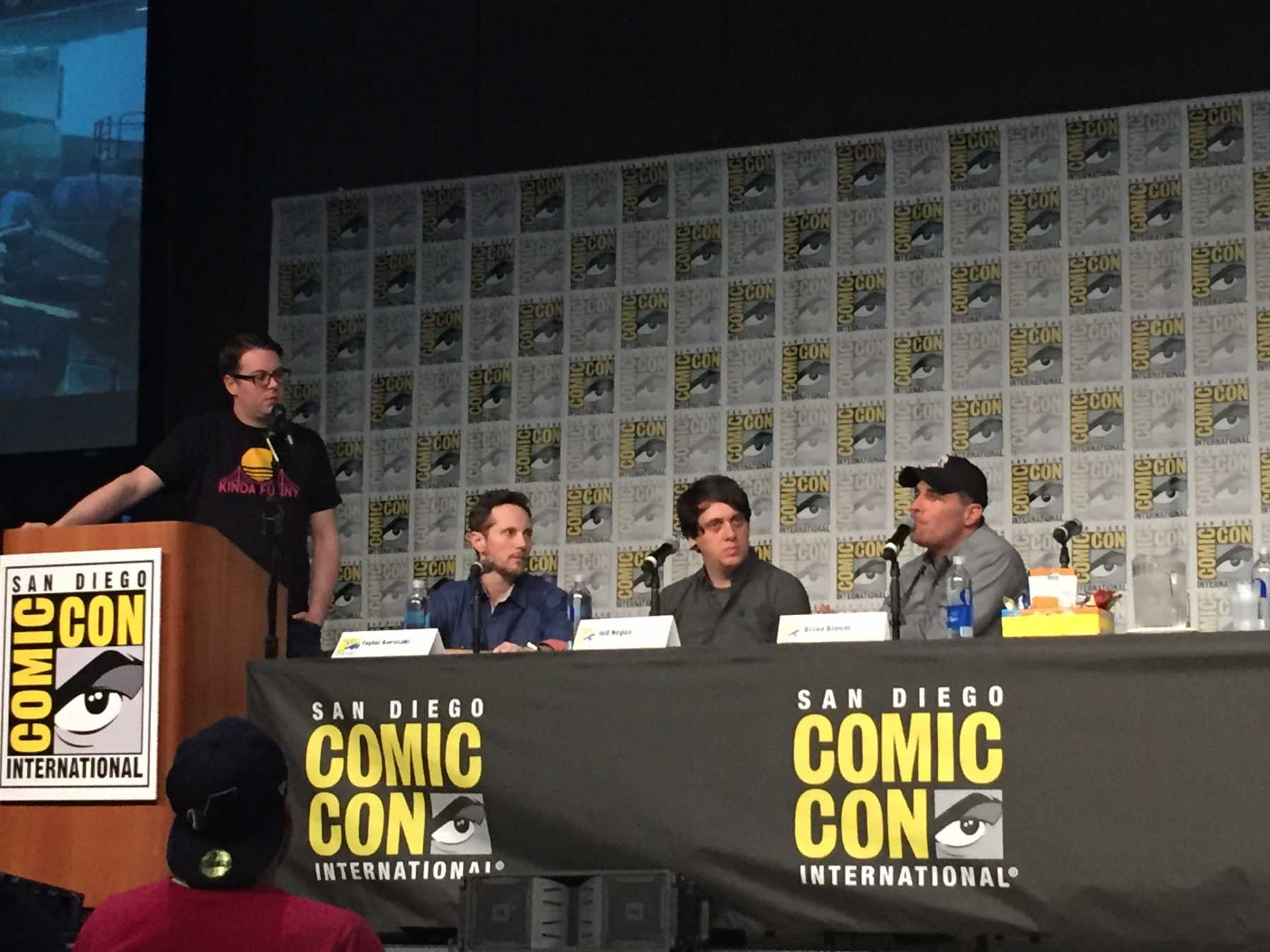 5 Takeaways From The Call Of Duty: Infinite Warfare Panel From A Non-Gamer | Infinite Warfare