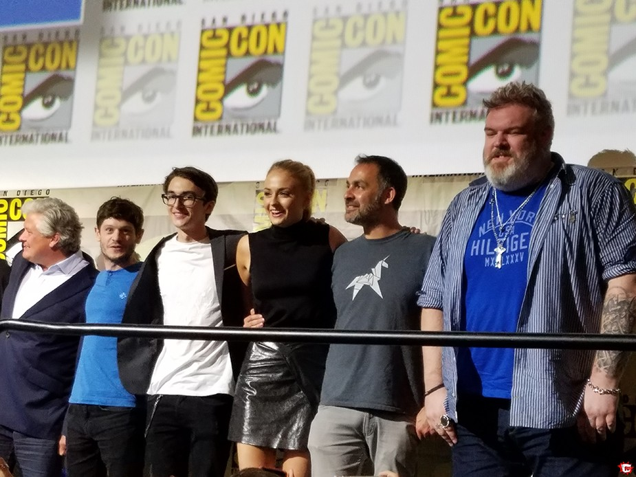 SDCC: 27 Juicy Snippets From The Game Of Thrones Panel | Game of Thrones