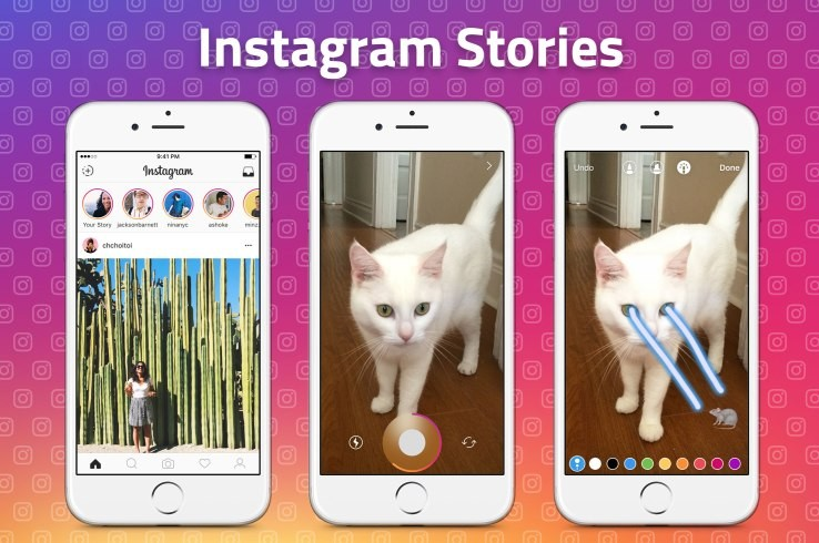Watch Out Snapchat, Instagram Debuts 'Stories' Feature | Instagram