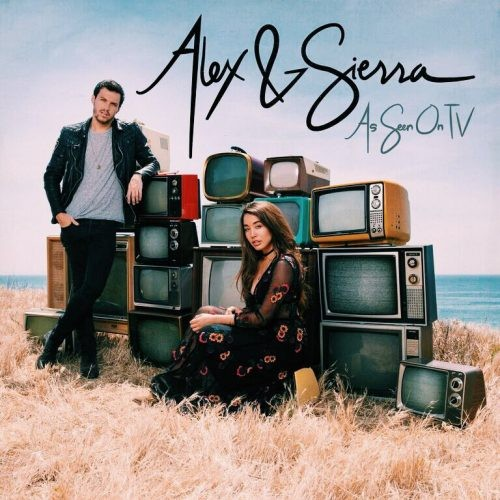 X Factor Winners Alex & Sierra Unveil New Album Tracks And First Single | Sierra