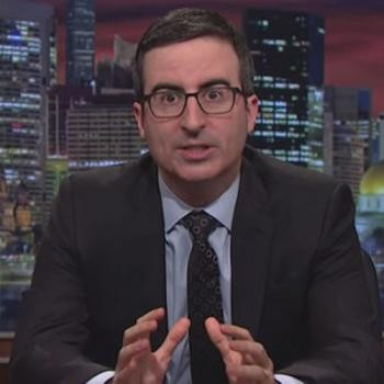Last Week Tonight Discusses The Importance Of Print Journalism | print journalism