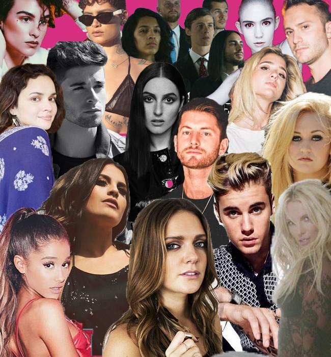 #MusicMonday Feat. Britney Spears, Tove Lo, Banks, Norah Jones, & More | #MusicMonday