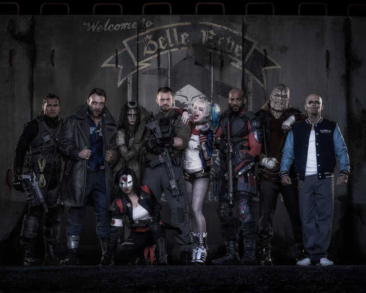 Suicide Squad's Opening Weekend A Success | Suicide Squad