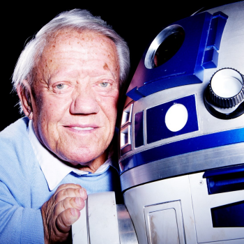 R2D2 Actor Kenny Baker Passes Away At 81 | Kenny Baker