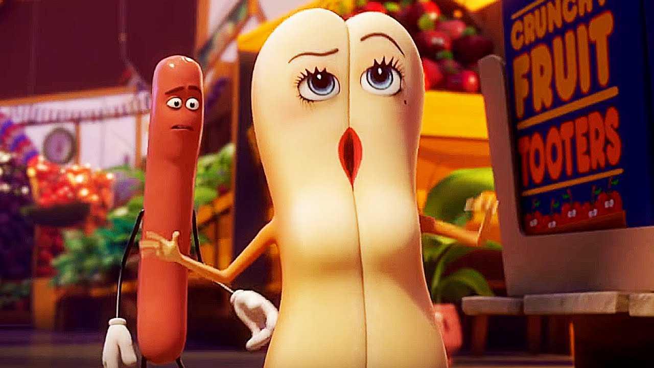 Loudinni Reviews: Sausage Party | Sausage Party