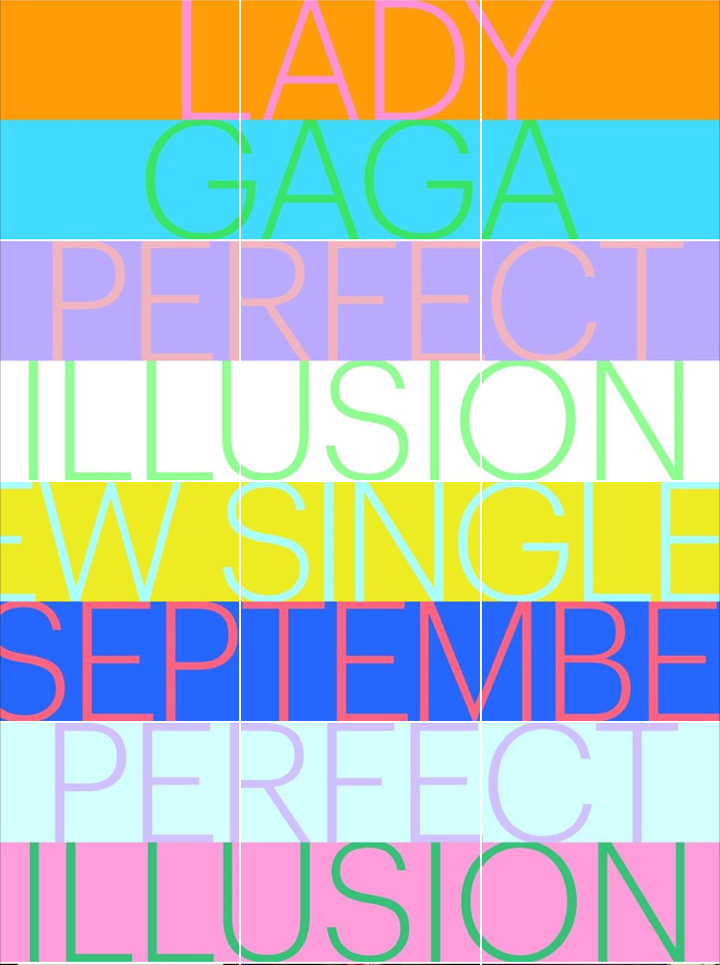 Lady Gaga Announces Musical Return With New Single 'Perfect Illusion' | Lady Gaga