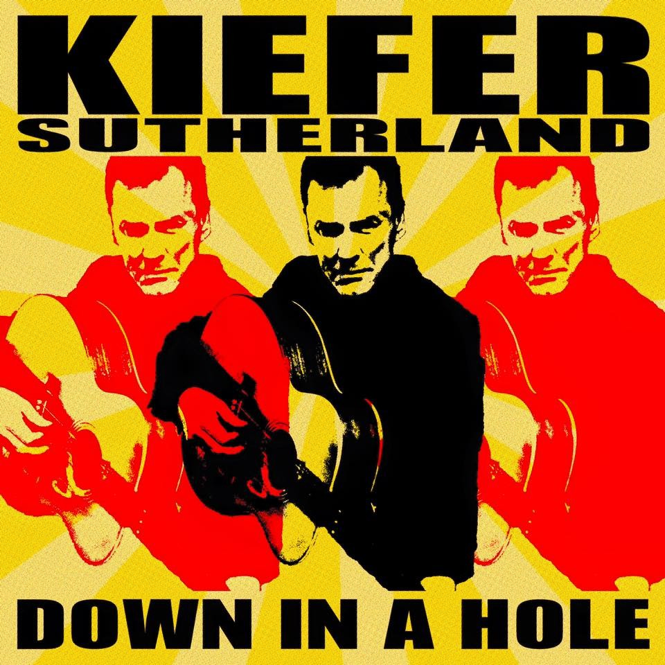 Kiefer Sutherland Bares His Soul On Country Debut 'Down In A Hole' | Kiefer Sutherland