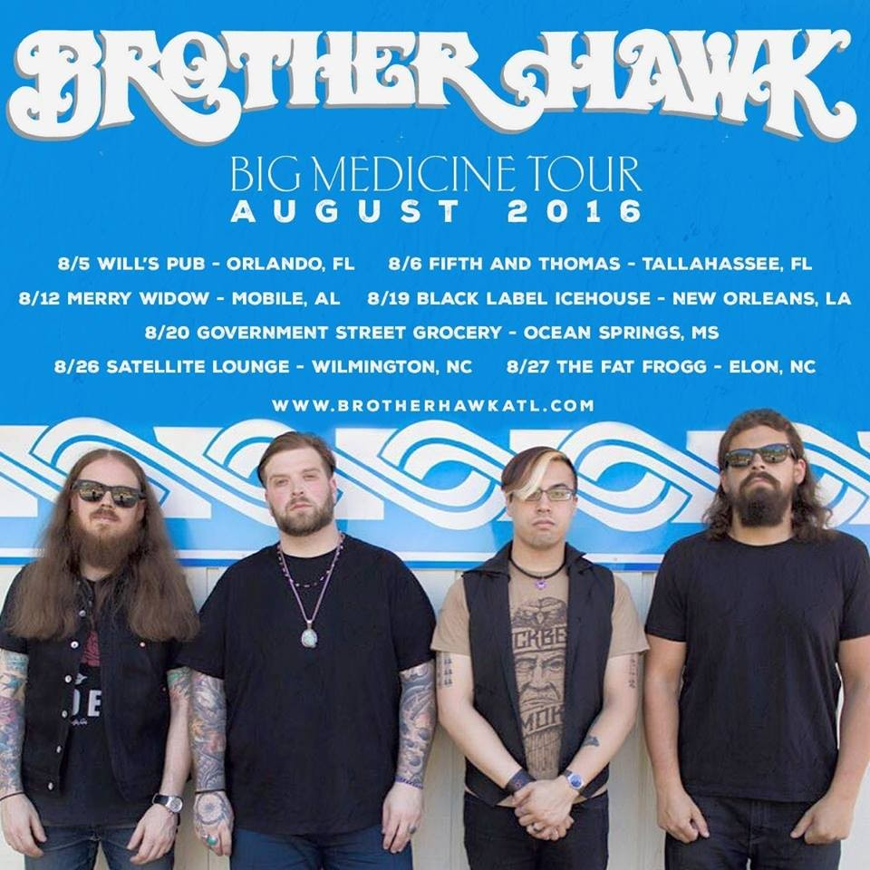 Brother Hawk Talks New Tunes And Upcoming Tour Plans | Brother Hawk