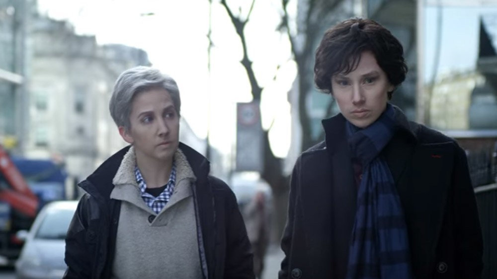 Sherlock Gets Parodied By Hillywood In Hilarious Video! | Sherlock