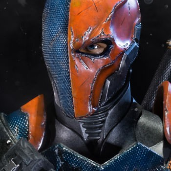 Ben Affleck Teases Deathstroke As Batman Villain | Deathstroke