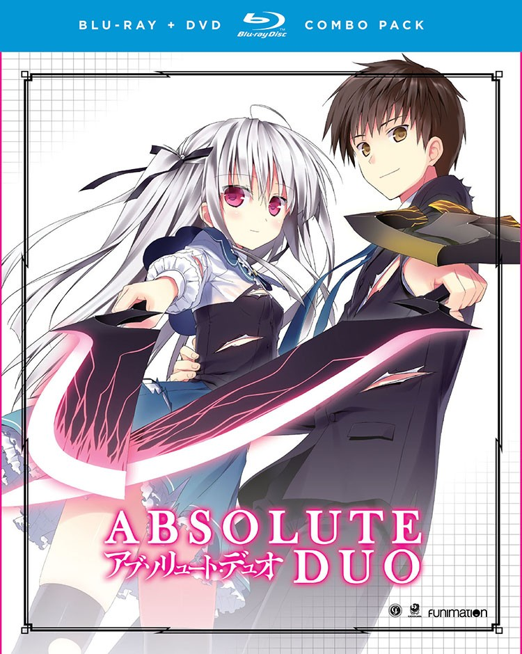 Absolute Duo Complete Series Review | absolute duo