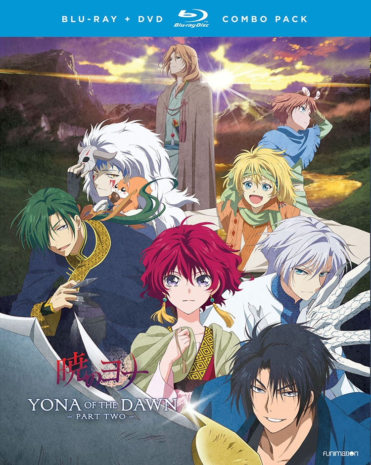 Yona Of The Dawn (Part 2) Review | yona of the dawn