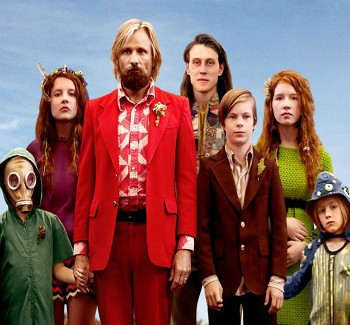 Loudinni Reviews: Captain Fantastic | Captain Fantastic