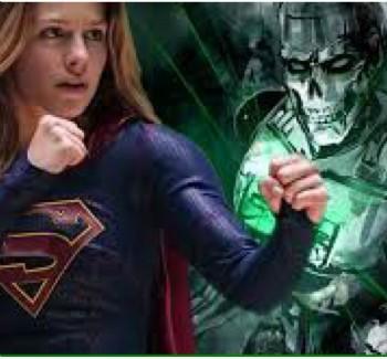 Supergirl To Battle Metallo In Season 2 | Supergirl