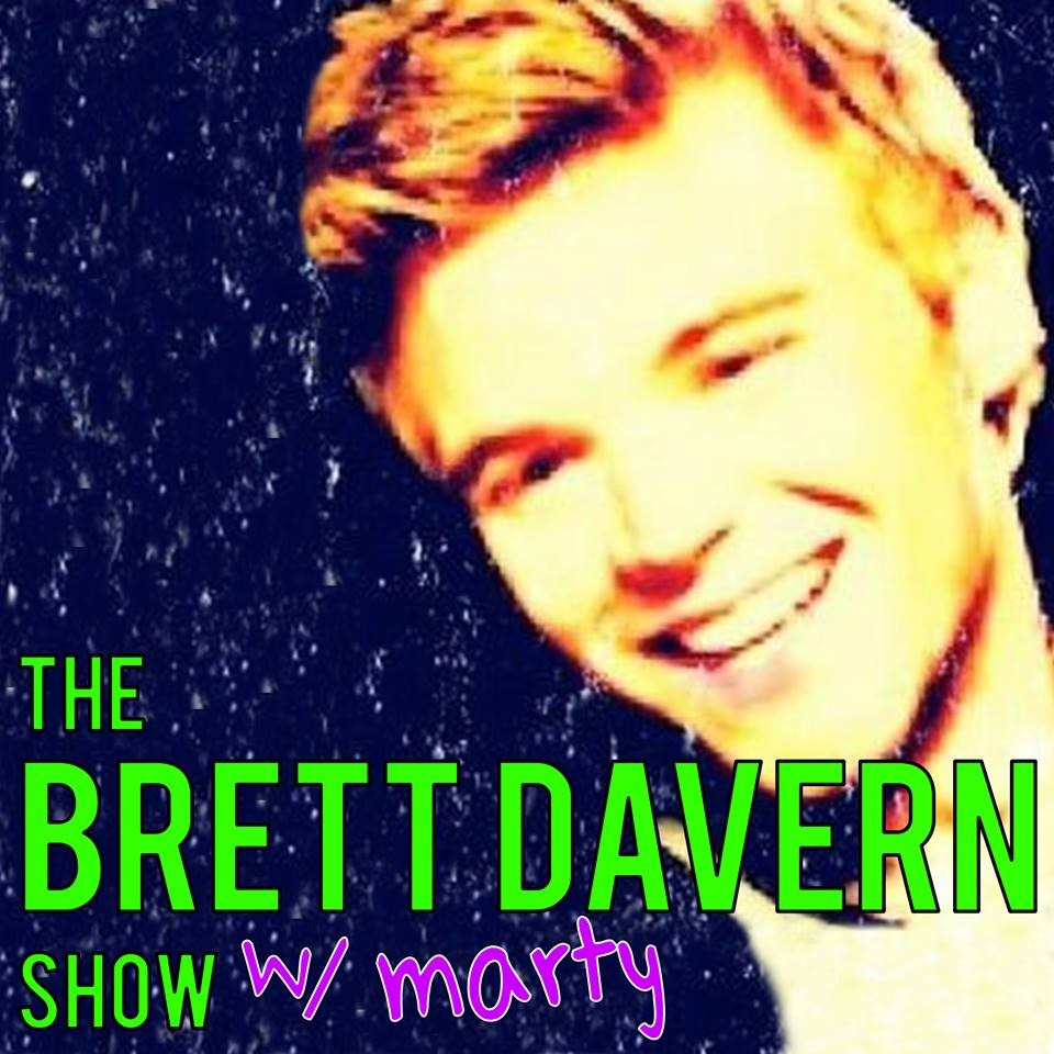 Talking Podcasts And Popularity With Brett Davern & Marty Shannon | Brett Davern