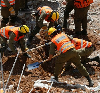 Tel Aviv Building Collapse Kills Two And Traps Five | collapse